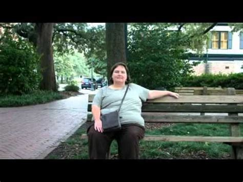fat lady on bench a fat girl sitting on a bench like a human the video was