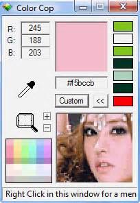 color cop best free color picker gizmo s freeware
