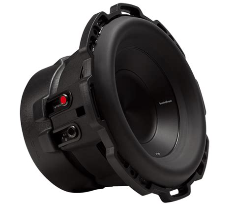 Power Monoblock The Punch Casing Transparan rockford fosgate p2d4 8 8inch punch subwoofer driving sound