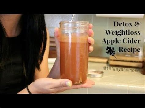 Nc Detox Drink by Colon Cleanse Apple Cider Vinegar Ftempo