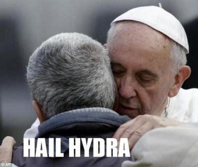 Hail Hydra Meme - the most memorable memes of 2014 nerdist