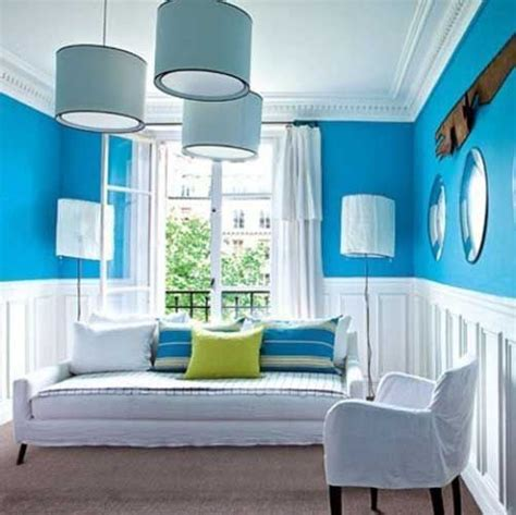 Blue Room by Interesting Living Room Paint Color Ideas Decozilla