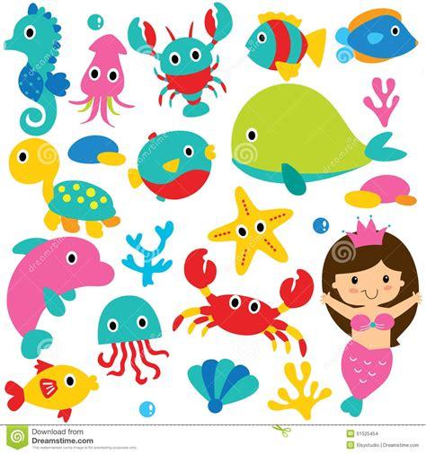 free animal clipart sea animals clipart free clipartsgram
