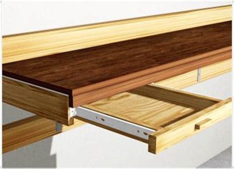 Unterbau Schublade Schreibtisch by 31 Galerie Unterbau Schublade Holz Ideen F 252 R Zuhause