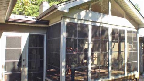 diy porch enclosure eze breeze kits  sunroom llc