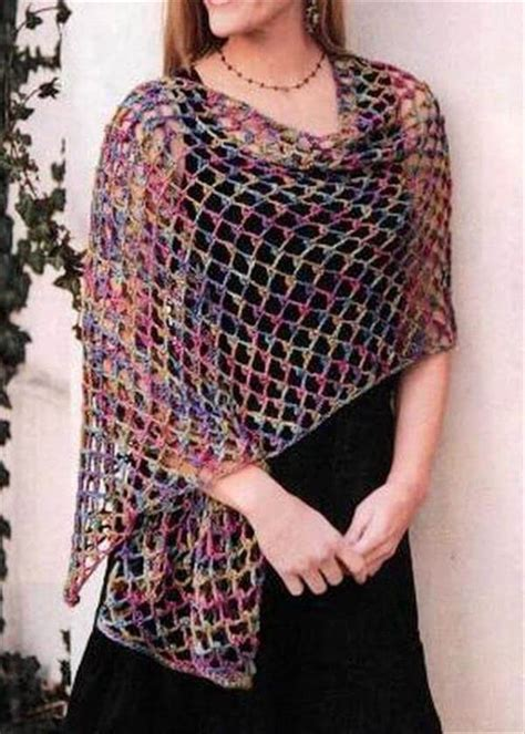pattern crochet wrap 15 diy free crochet shawl patterns 101 crochet