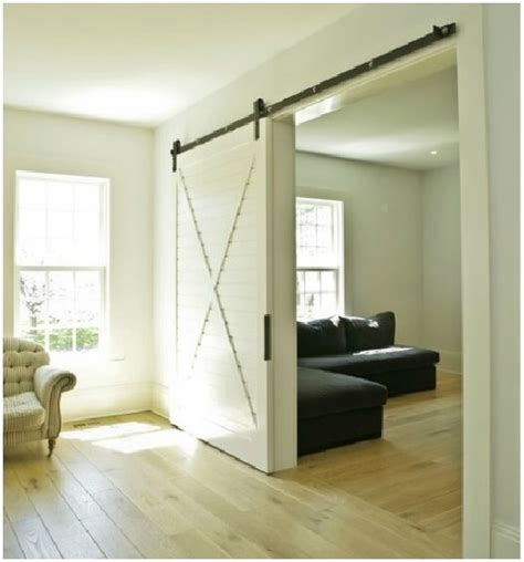 interior barn doors for homes interior sliding barn doors homes of the brave