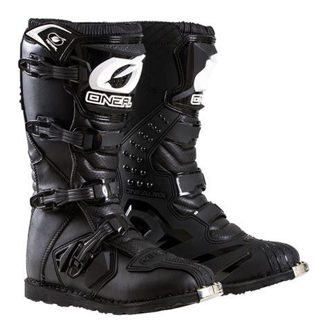 O'Neal Youth Rider Boots   RevZilla