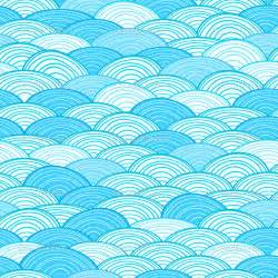 water patterns seamless water wave pattern stock vector 169 nikifiva