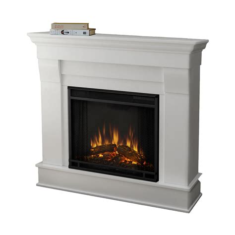 Electric Fireplace by Real Chateau Electric Fireplace Reviews Wayfair