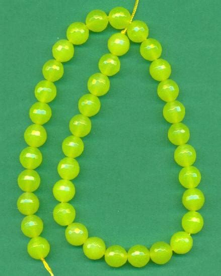 466 Dyed Agate Cutting 10mm 10mm neon yellow dyed faceted agate bead jan s jewelry supplies