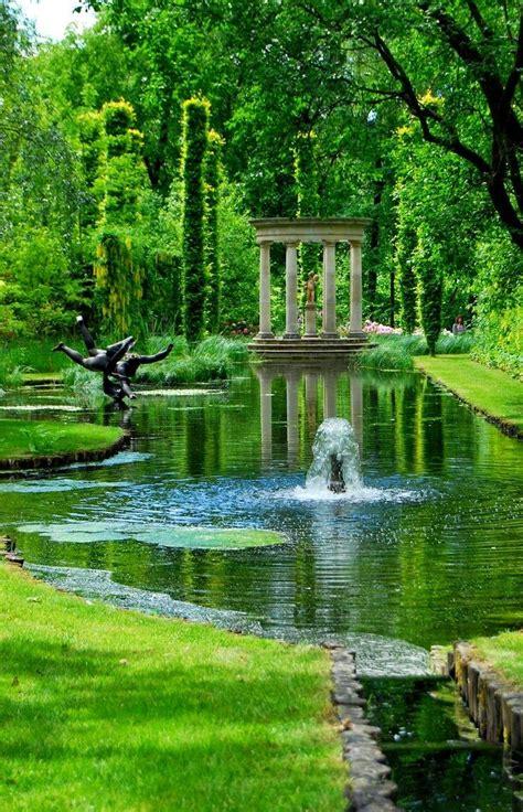 norway s most beautiful garden landscapes pinterest