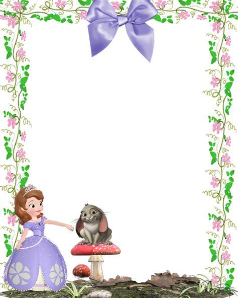 imagenes en png de princesa sofia convites princesa sofia para imprimir toda atual