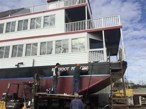dinner charter boat for sale used custom triple deck dinner river boat for sale in