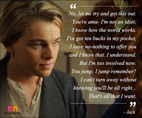 film titanic quotes titanic love quotes 11 best ones from the classic