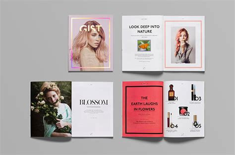 lookbook layout inspiration magazine layout designs 20 inspiring exles