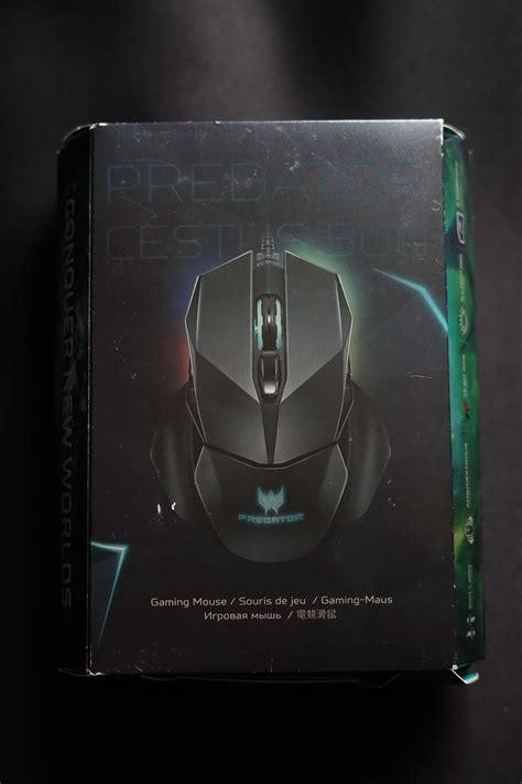 Jual Acer Predator 8 0 Kaskus acer predator cestus 500 gaming mouse review kaskus