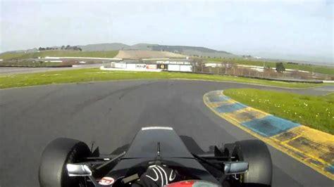 pro formula mazda pro formula mazda test infineon raceway january