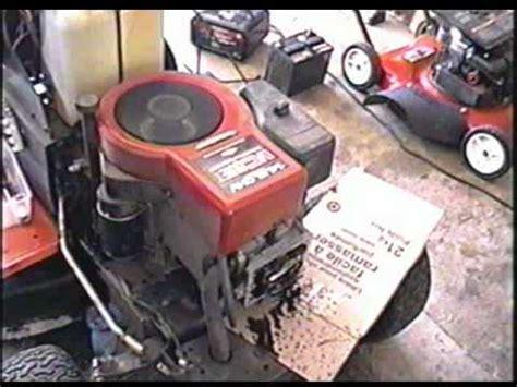 tondeuse gazon 1185 link how to adjust valves fix to