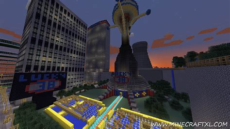 minecraft best maps best world creative survival map for