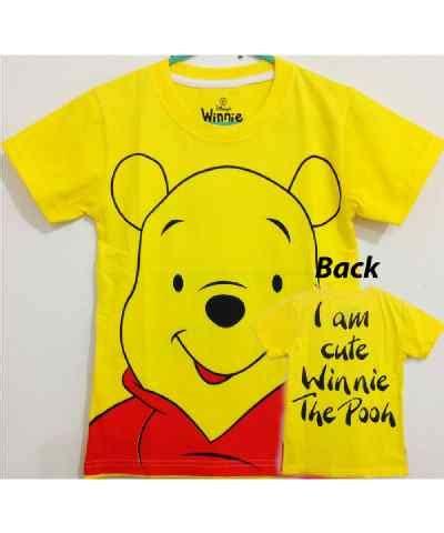 Grosir Kaos Anak Karakter Motif Pooh Kuning 1 6 winnie the pooh 7t 10t page title grosir kaos anak