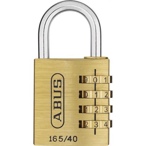 cadenas a code ou a clef acheter cadenas abus a code pour casiers