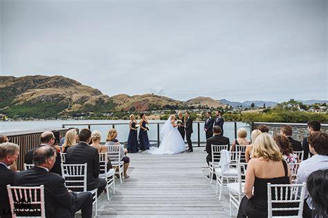 Wedding Ceremony Queenstown by Queenstown Wedding At The Queenstown New Zealand