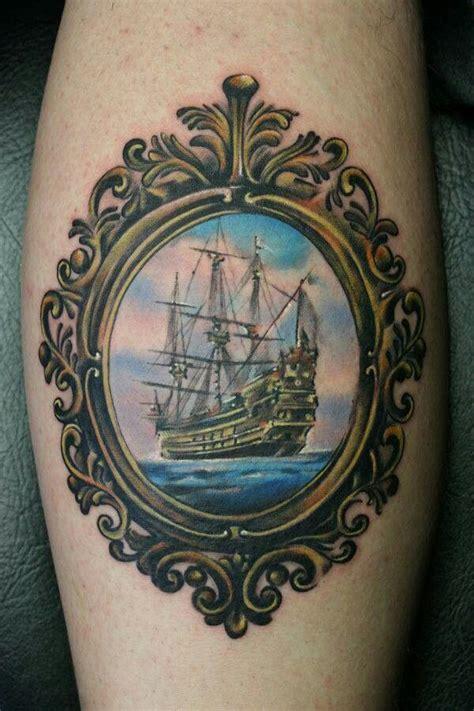 cameo tattoo cameo ship tattoos