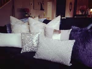 bling home decor glam pillows sequin bling home decor pinterest
