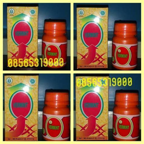 Vermint Obat Asam Lambung agen herbal termurah surabaya vermint extrack cacing