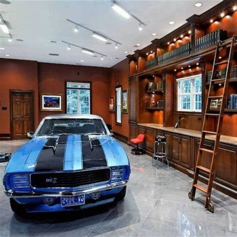 awesome car garages amazing garage designs dream shop ideas pinterest