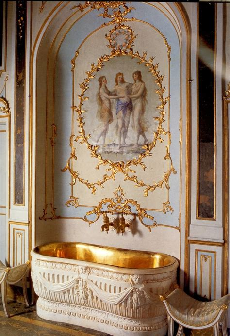 palace of versailles bathrooms я с урала designed in the style of rococo pinterest
