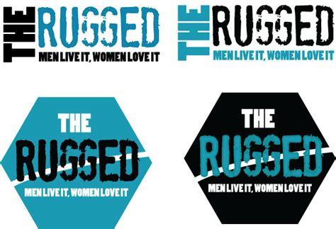 rugged logo the rugged logo by aaronhockey on deviantart