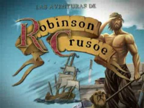 Las Aventuras de Robinson Crusoe (Español) - YouTube