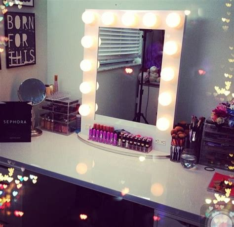 mirror with light bulbs makeup mirror with light bulbs room home bathrooms