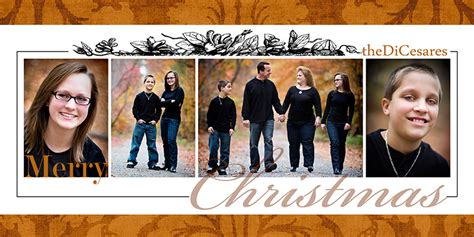 family portrait card template card template oklahoma best template collection