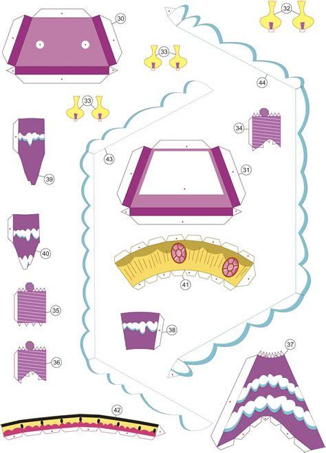 My Papercraft - artist loft papercraft my pony sugar