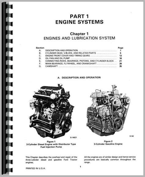 online service manuals 2003 ford e150 engine control ford 335 industrial tractor service manual