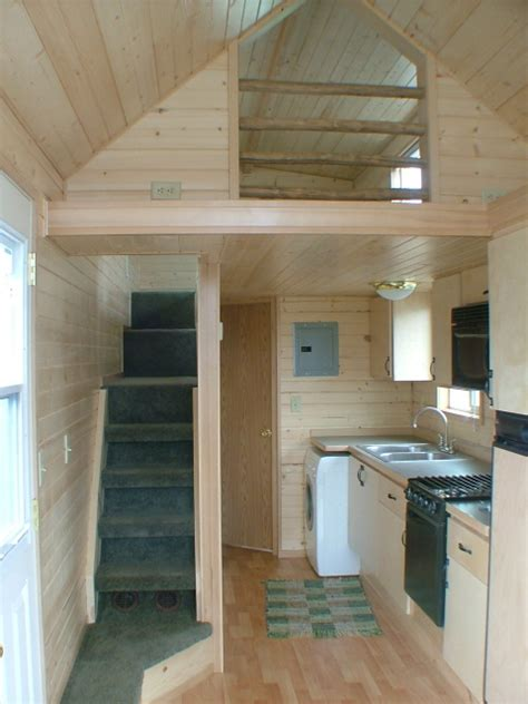 tiny house stairs rich s portable cabins tiny house design