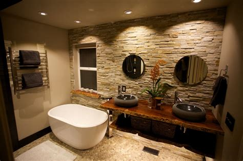 Slate Tile Bathroom Ideas by Nova Tile And Stone Projects