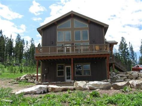 Georgetown Lake Cabin Rentals by New House Secluded 5 Minutes To Vrbo