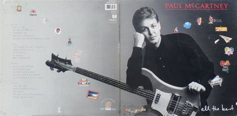 and the best paul mccartney all the best 1987 and wings greatest