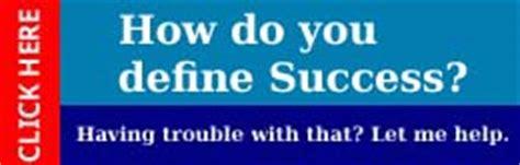 how do you define success des walsh