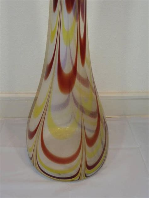 Big Floor Vases For Sale by Italian Sommerso Large Floor Vase For Sale At 1stdibs