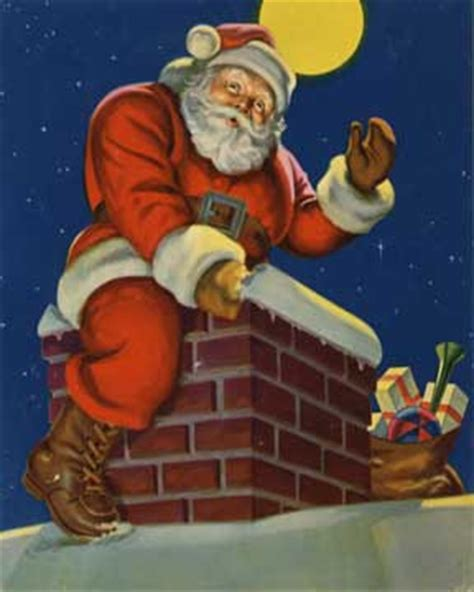 neko random fact of the day santa s chimney
