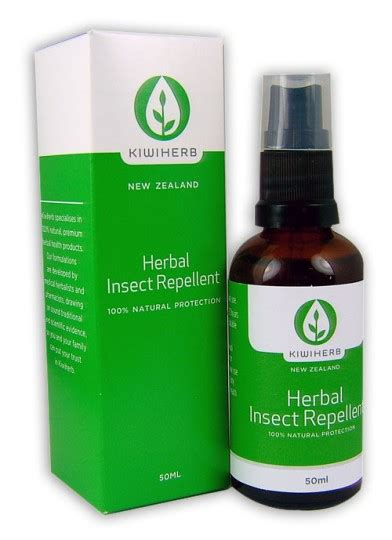 buy kiwiherb herbal insect repellent 50ml at health chemist online pharmacy