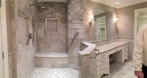 buckeye cabinets williamsburg williamsburg grey marble bath transitional bathroom