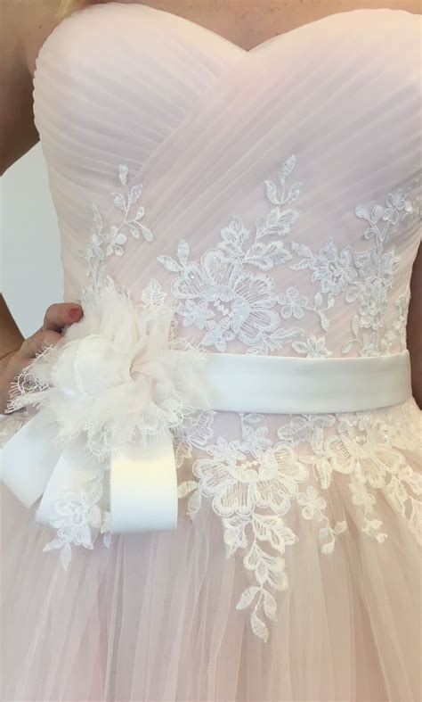 Whitening W1 white one w1 ying 950 size 12 new un altered wedding dresses