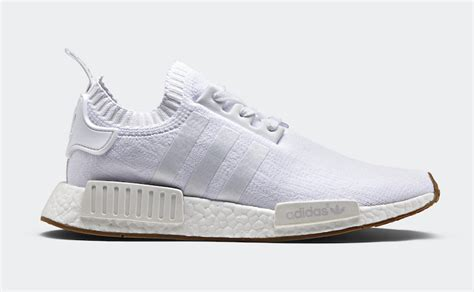 Adidas Nmd R1 Gum Pack White Original Sneakers adidas nmd r1 gum pack release date sneaker bar detroit