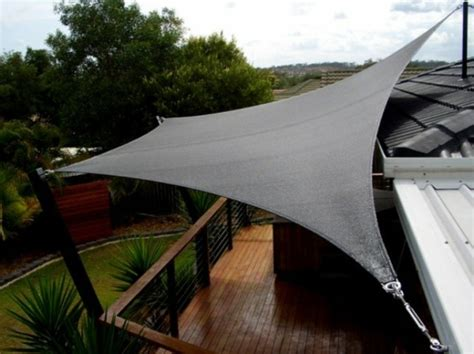 backyard sail shade shade sails ideas for thick shadow in the backyard